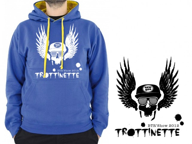 btr'show 2012-sweat-graphisme chimere