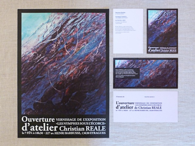 christianreale-affiche-flyer-cartoninvitation-peintre