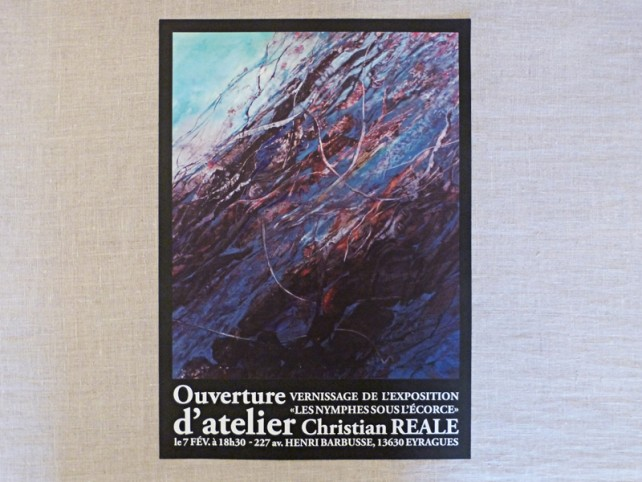 christianreale-affiche-vernissage-peintre