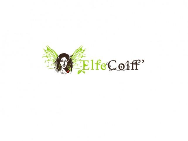 elfe coiff-logo-graphisme chimere