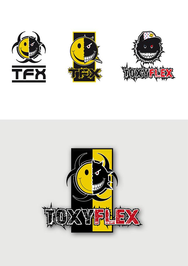 Logos Toxyflex-presentation