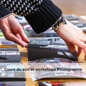 Cours du soir et workshops Photographie