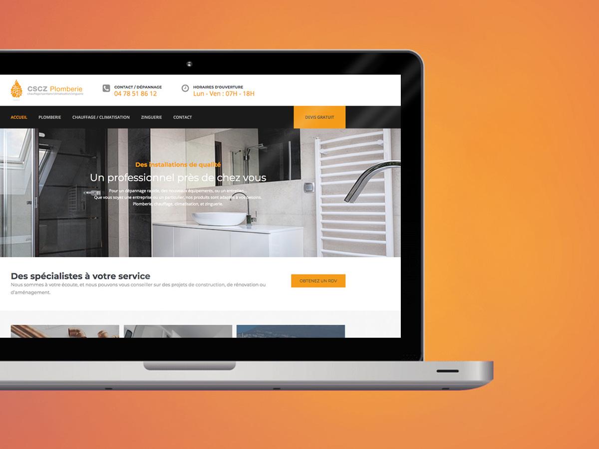 site-internet-plombier-graphisme-webdesign